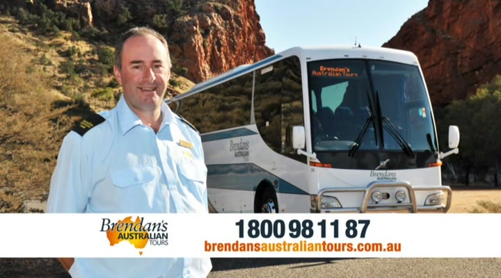 Brendans Australian Tours