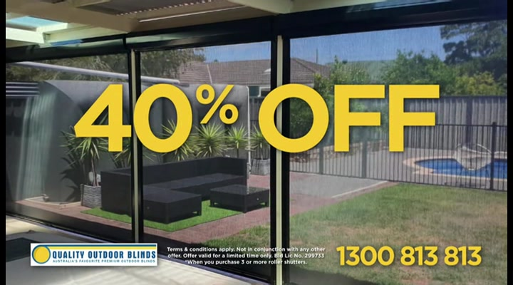 Quality Outdoor Blinds