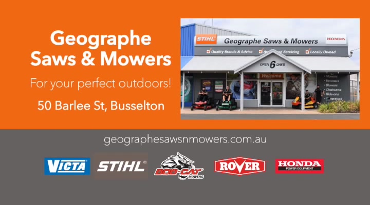 Geographe Saws And Mowers