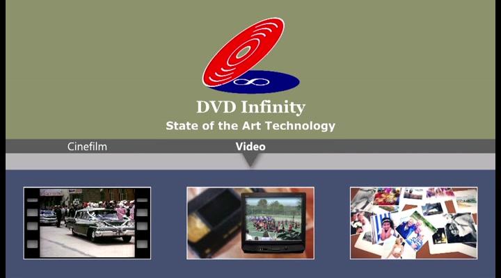 DVD Infinity