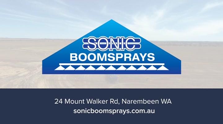 Sonic Boomsprays