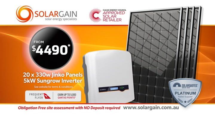 SolarGain