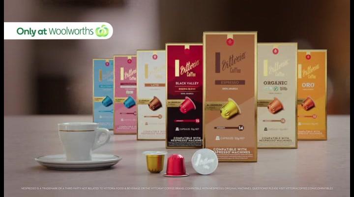 Vittoria Coffee