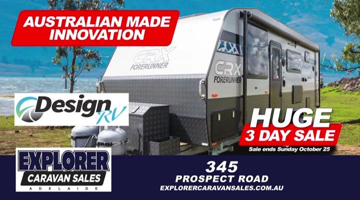 Explorer Caravan Sales