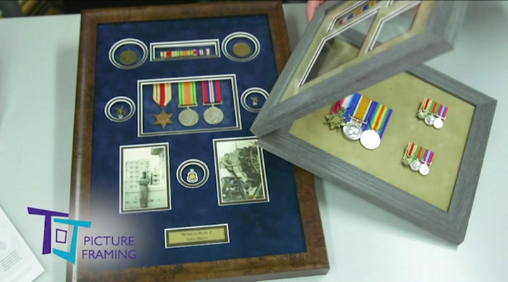 TJ Picture Framing