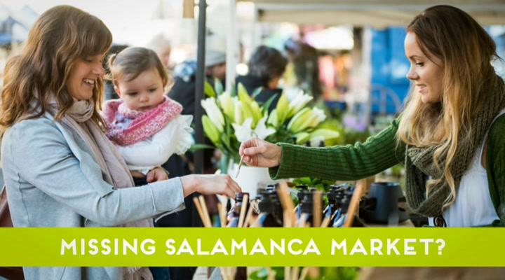 Salamanca Market Store