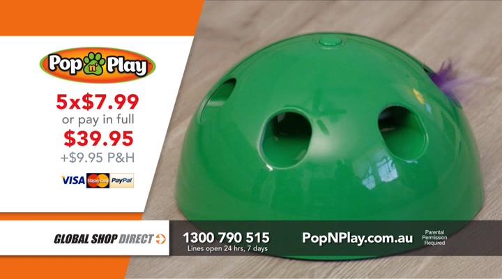 Pop n' Play