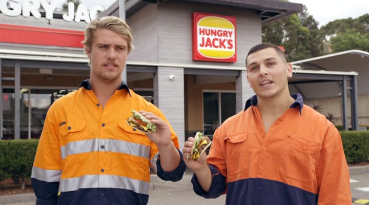 Hungry Jacks