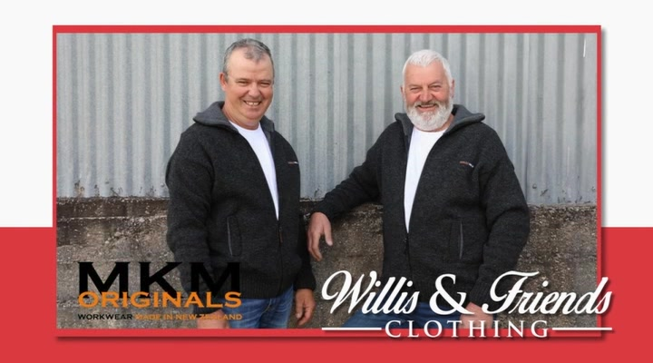Willis & Friends Clothing