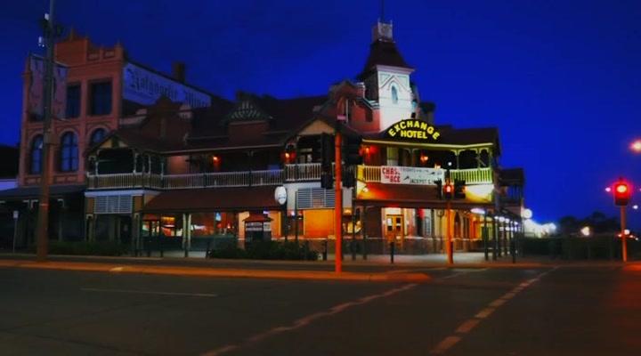 Exchange Hotel Kalgoorlie
