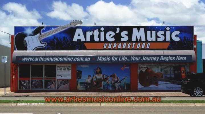 Artie's Music Superstore