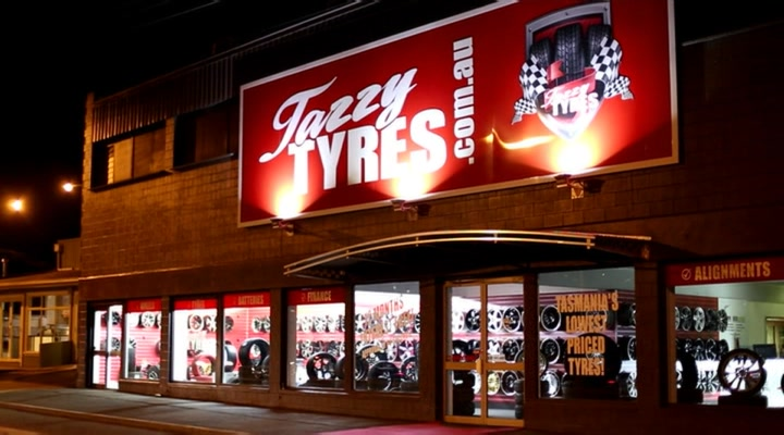 Tazzy Tyres