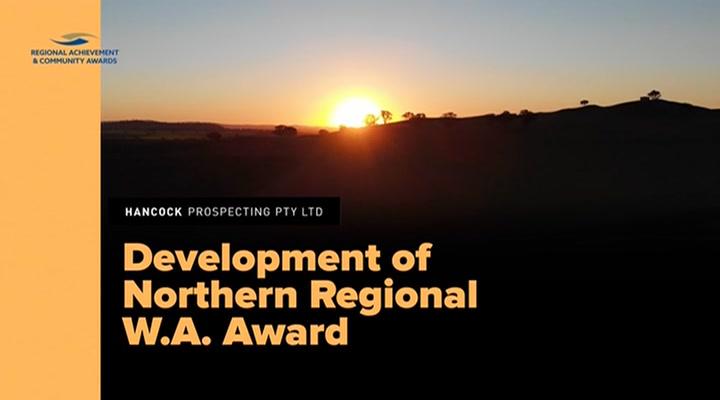 Regional Achievement & Community Awards