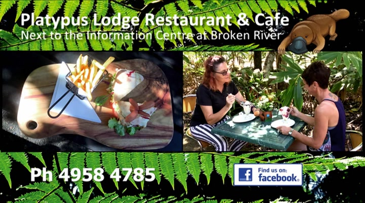 Platypus Lodge Restaurant & Cafe