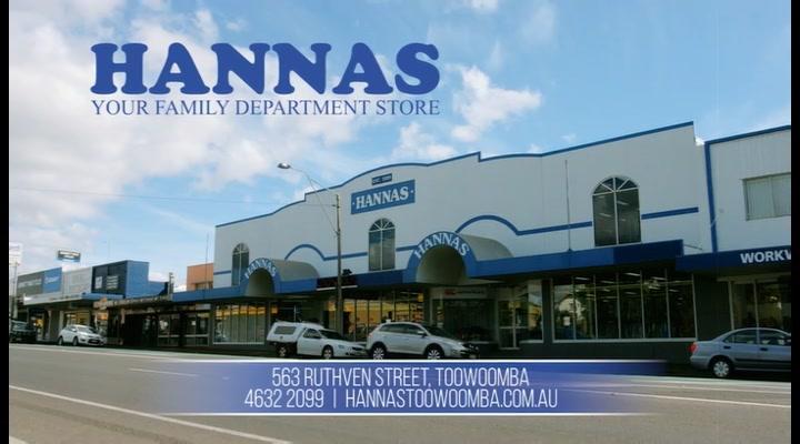 Hannas Toowoomba