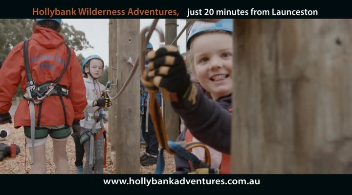 Hollybank Wilderness Adventure