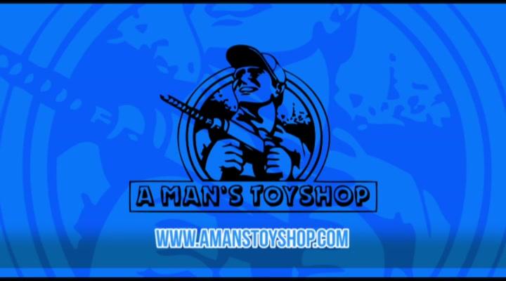 A Man's Toyshop