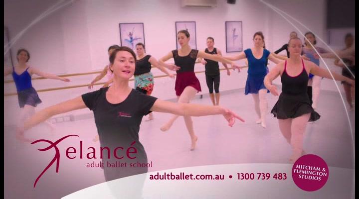 Elance Adult Ballet School