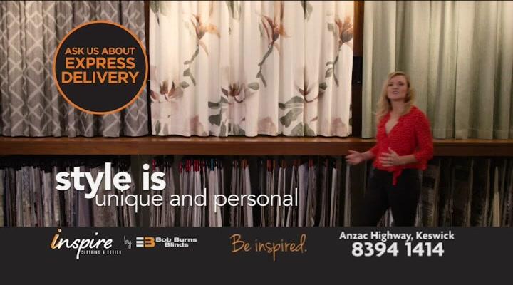 Inspire Curtains & Design