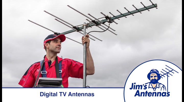 Jim's Antennas