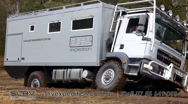 SLRV Expedition