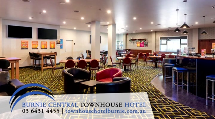 Burnie Central Townhouse Hotel