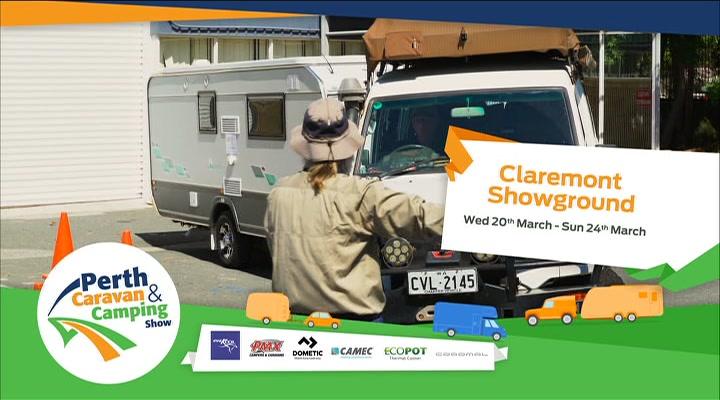 Perth Caravan and Camping Show