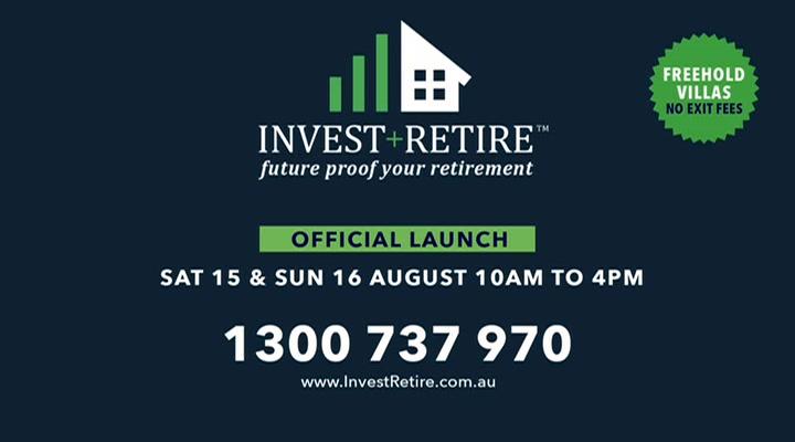 Invest + Retire