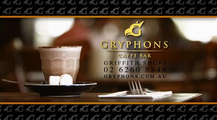 Gryphons Caffe Bar