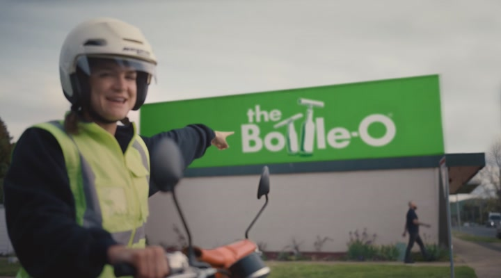 The Bottle-o