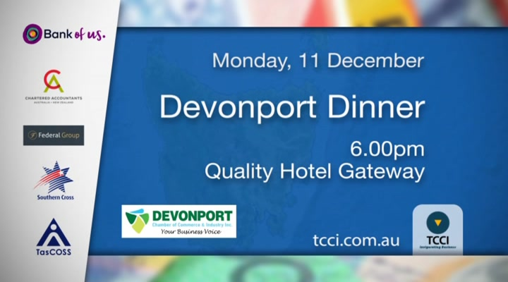TCCI (Tasmanian Chamber of Commerce and Industry)