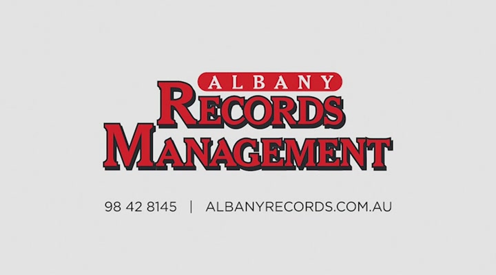 Albany Records Management