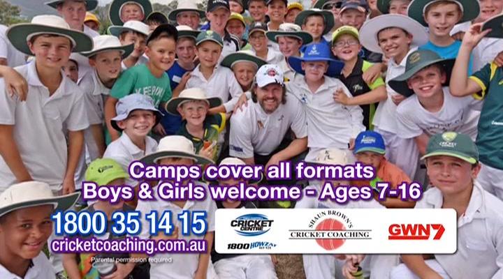 Shaun Brown's Cricket Coaching