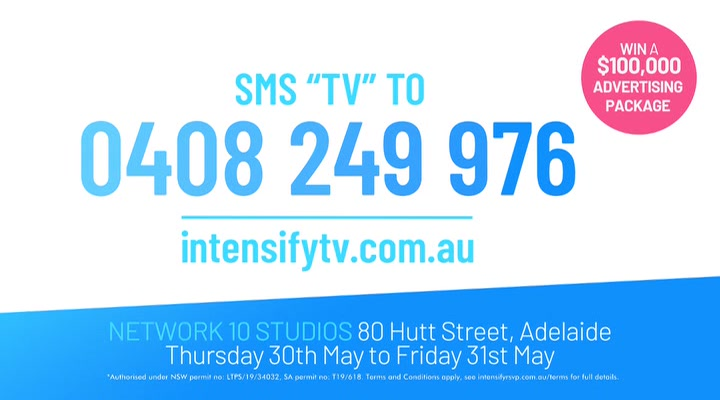 Intensify TV