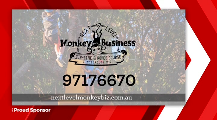 Next Level Monkey Business