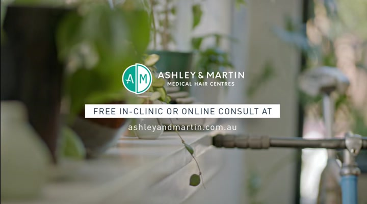 Ashley and Martin