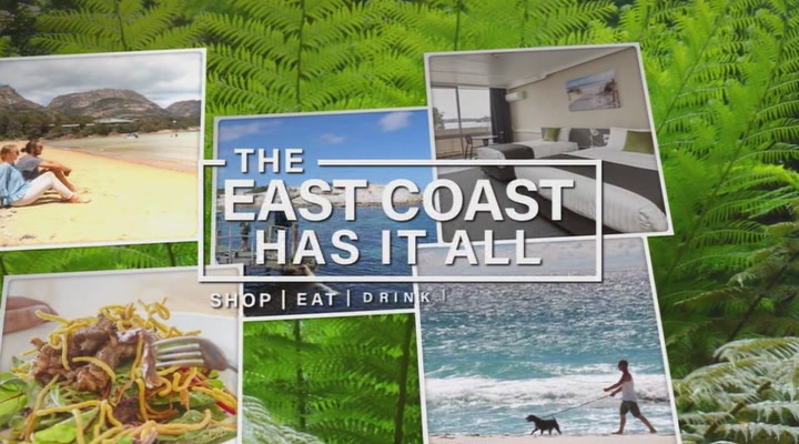 The East Coast Has It All