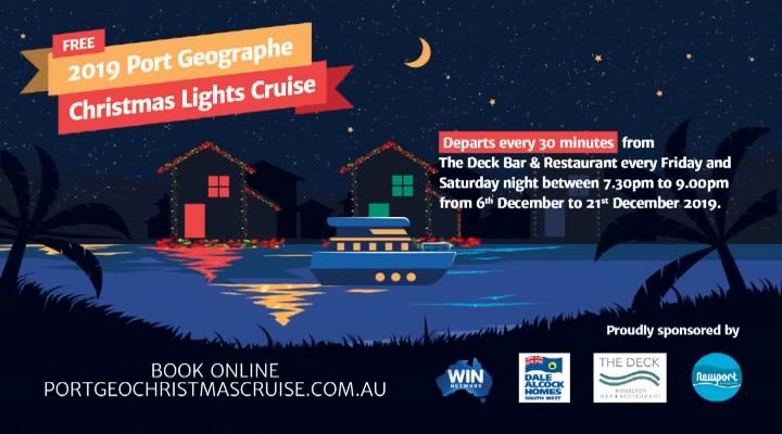 Port Geographe Christmas Cruise