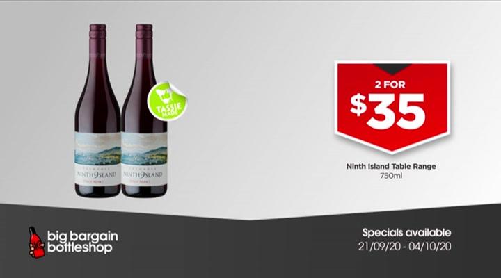 Big Bargain Bottleshop
