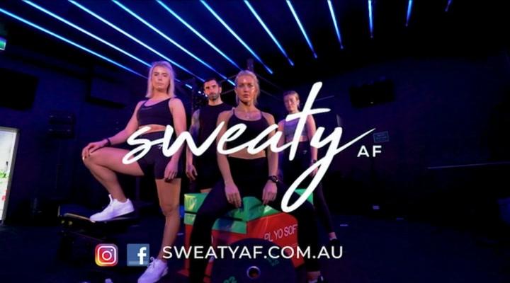 Sweaty AF