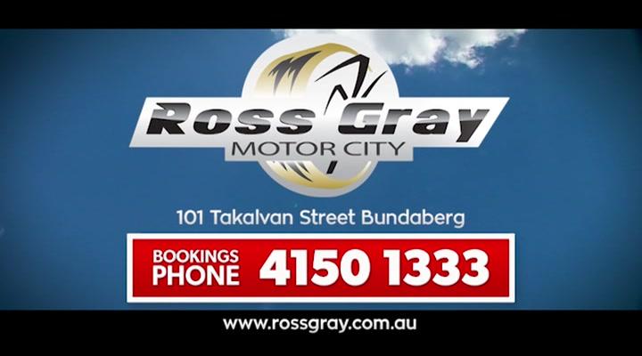 Ross Gray Motor City