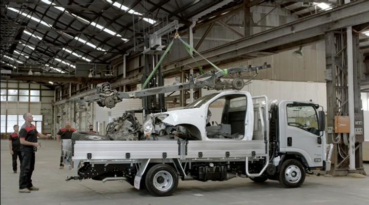 Isuzu Trucks