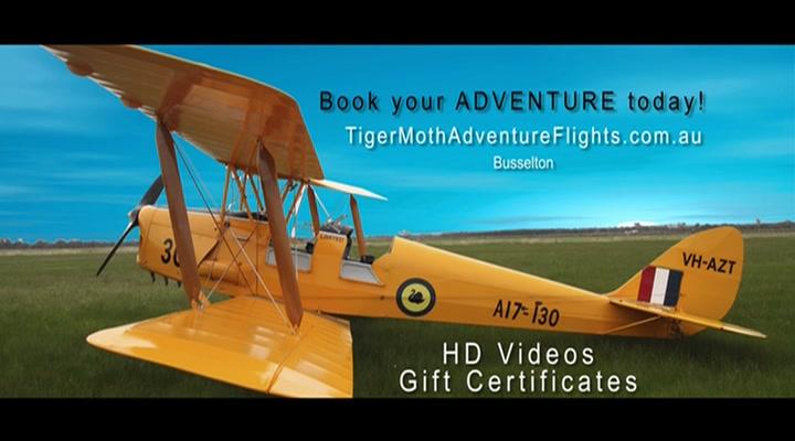 Tiger Moth Adventure Flights