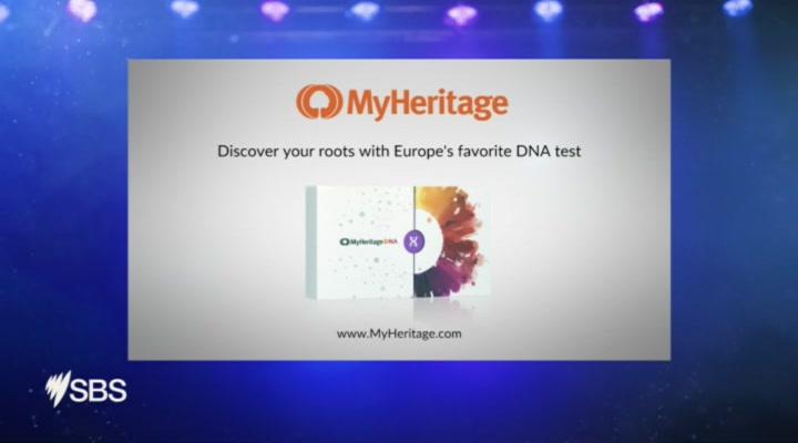 My Heritage DNA