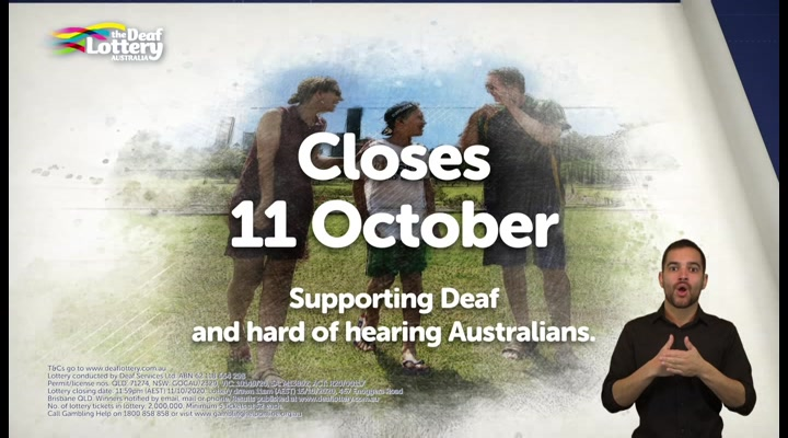 The Deaf Lottery Australia