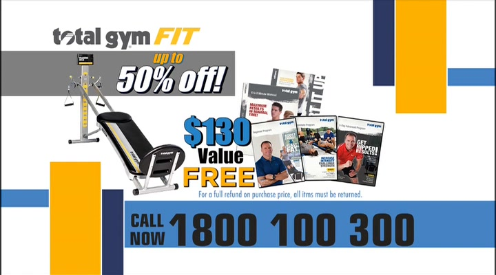 Total Gym Fit Australia