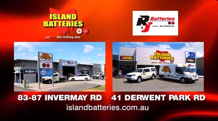 Island Batteries