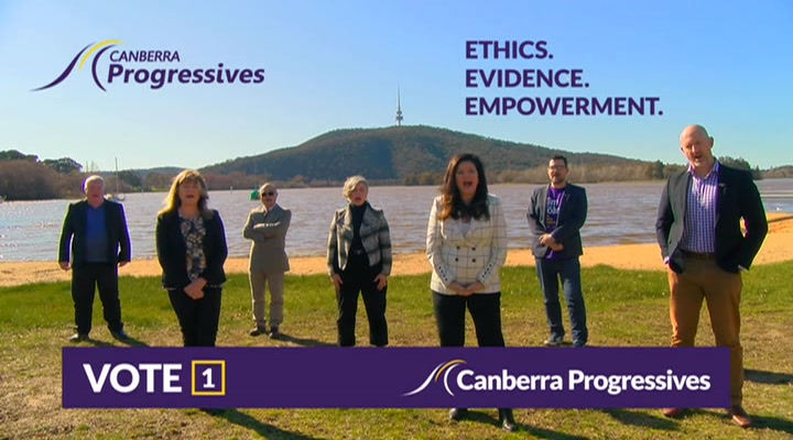 Canberra Progressives