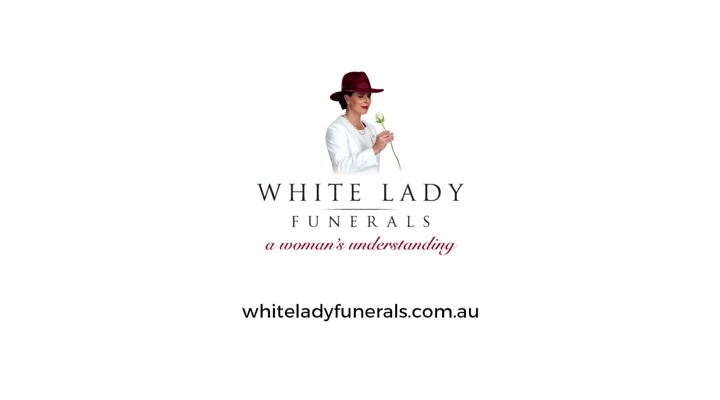 White Lady / Mareena Purslowe Funerals