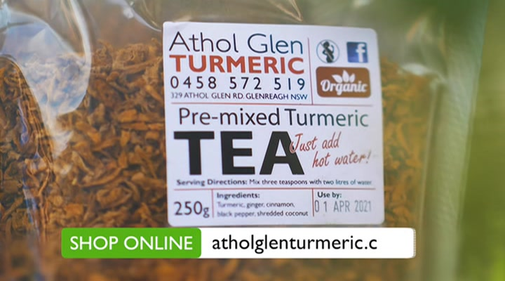 Athol Glen Turmeric